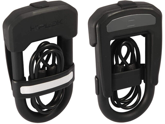 Hiplok DC - Candado bicicleta - negro